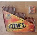 Cones King size 50x3stk. med display