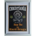 Billede : Say no to Hard drugs
