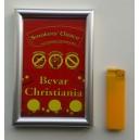 Billede 10 x 15 cm. Bevar Christiania / Smokers
