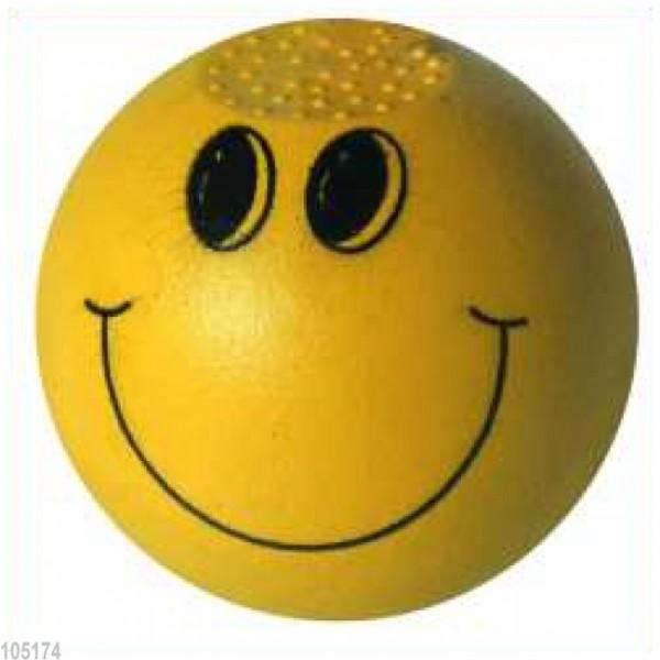 Omtalade Smily grinder, gul med magnet - Rygeren.dk - Rygeren.com - Joint LU-27