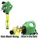 Gasmaske bong grøn