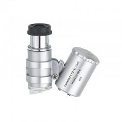 Lomme mikroskop 60 gange forstørrelse