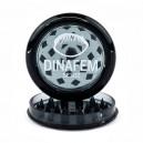 Akryl grinder Ø 5.5 cm. Dinafem logo