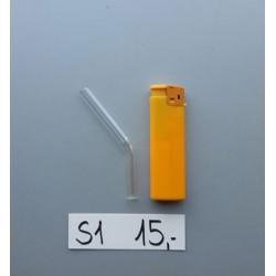 Sugerør i forskellige størrelser